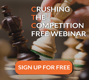 Crushing the Competition Free Webinar
